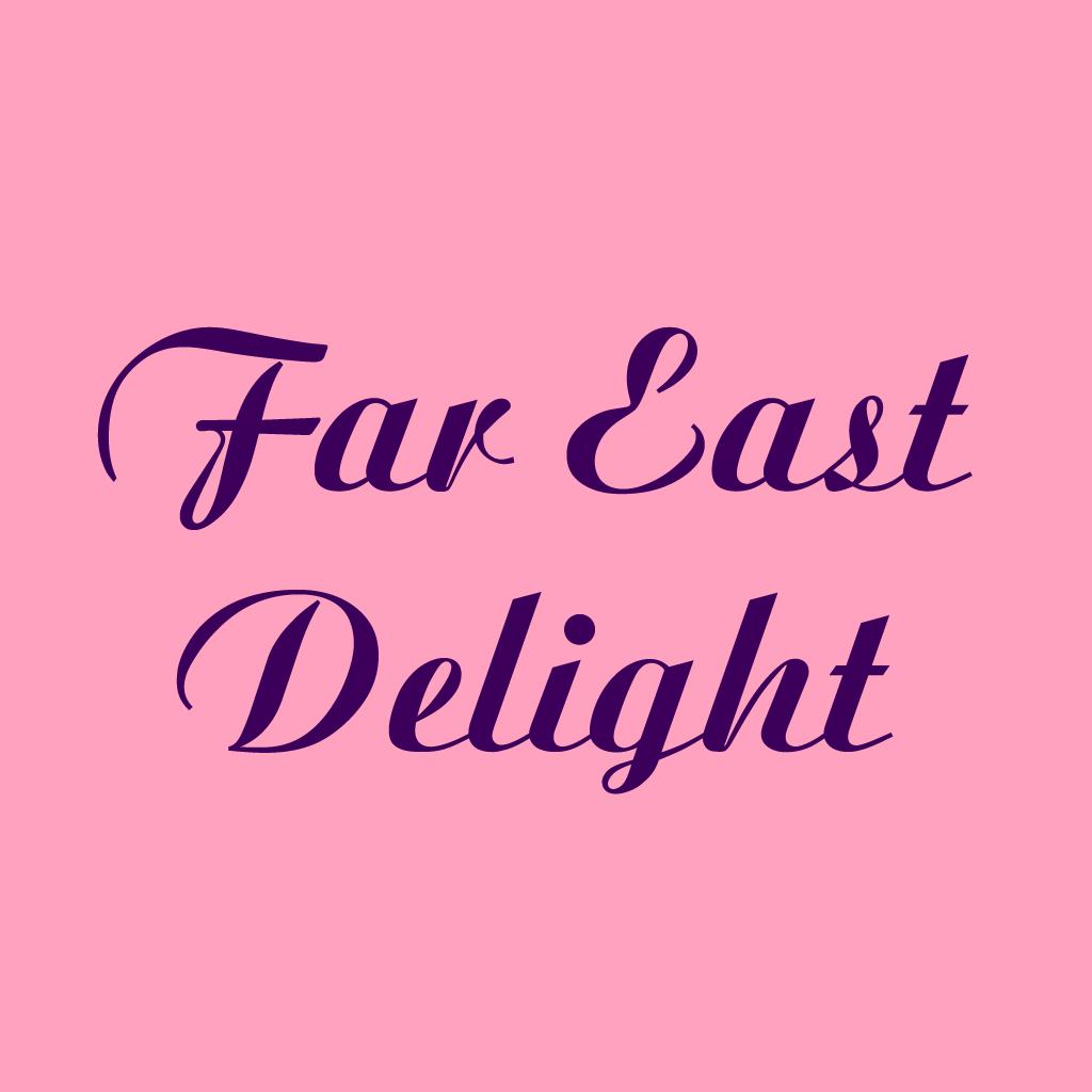 Far East Delight  Online Takeaway Menu Logo