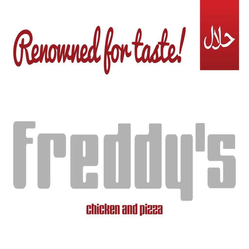 Freddys Chicken & Pizza (Chorlton) Online Takeaway Menu Logo