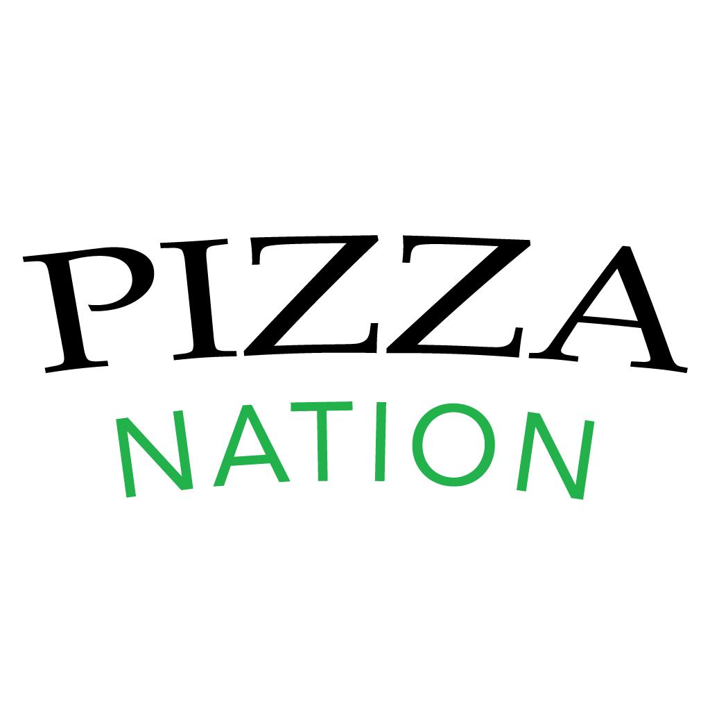 Pizza Nation Online Takeaway Menu Logo