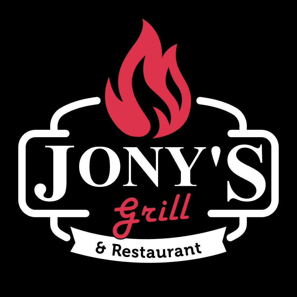 Jony's Grill & Restaurant Online Takeaway Menu Logo