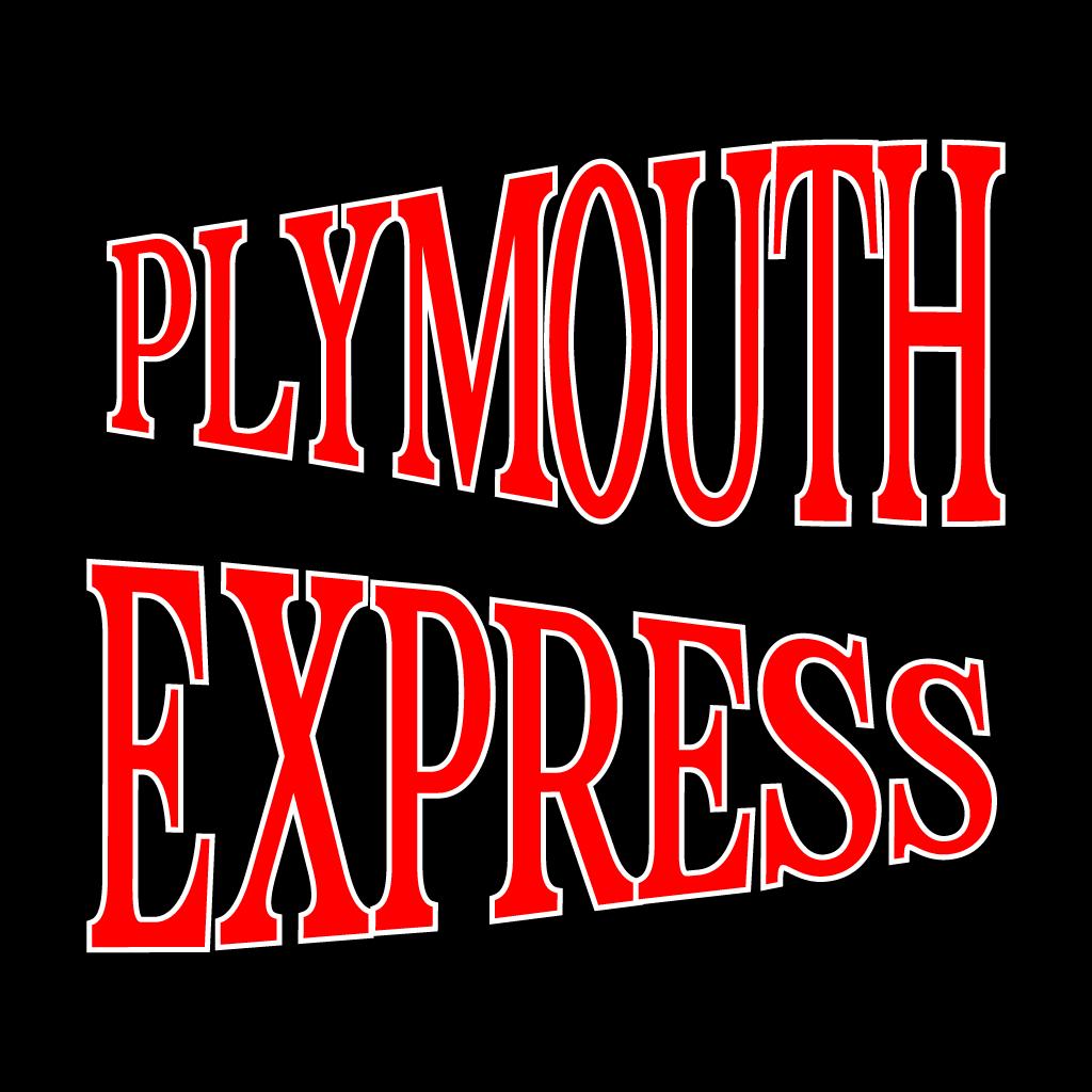 Plymouth Express Online Takeaway Menu Logo