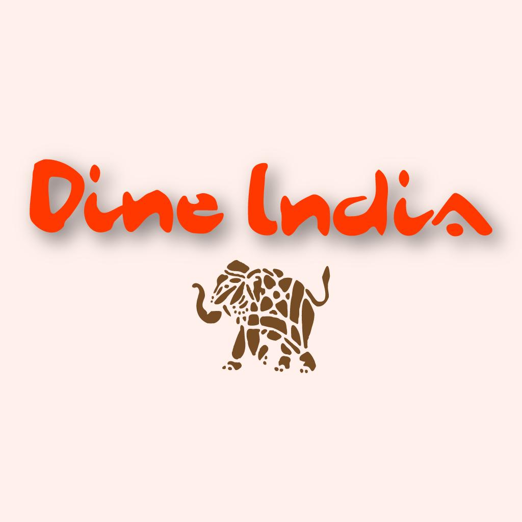 Dine India Online Takeaway Menu Logo