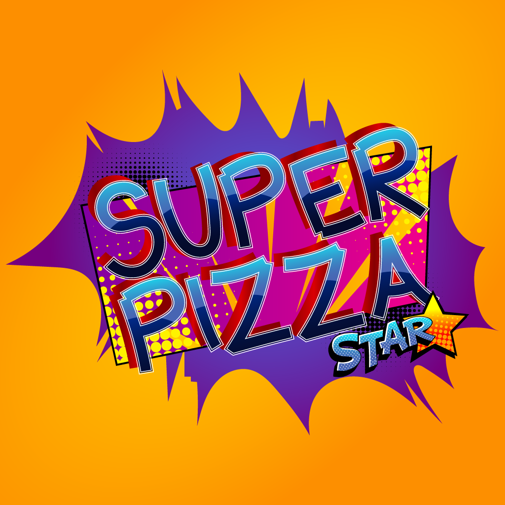 Super Pizza Star Online Takeaway Menu Logo