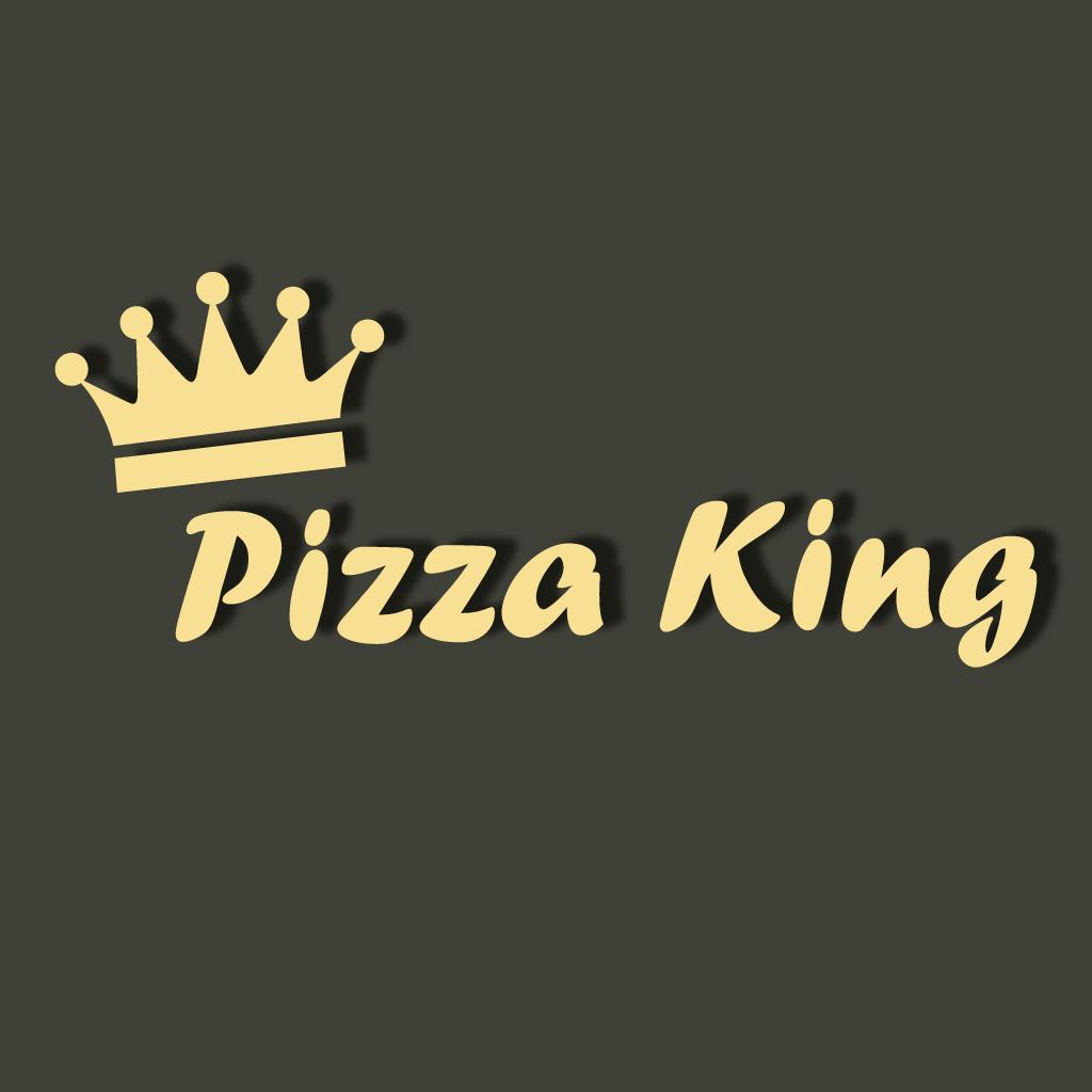 Pizza King  Online Takeaway Menu Logo