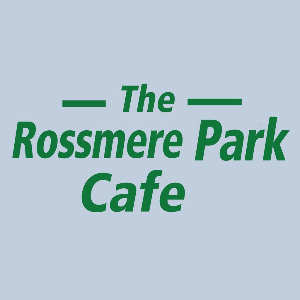 The Rossmere Park Cafe Online Takeaway Menu Logo
