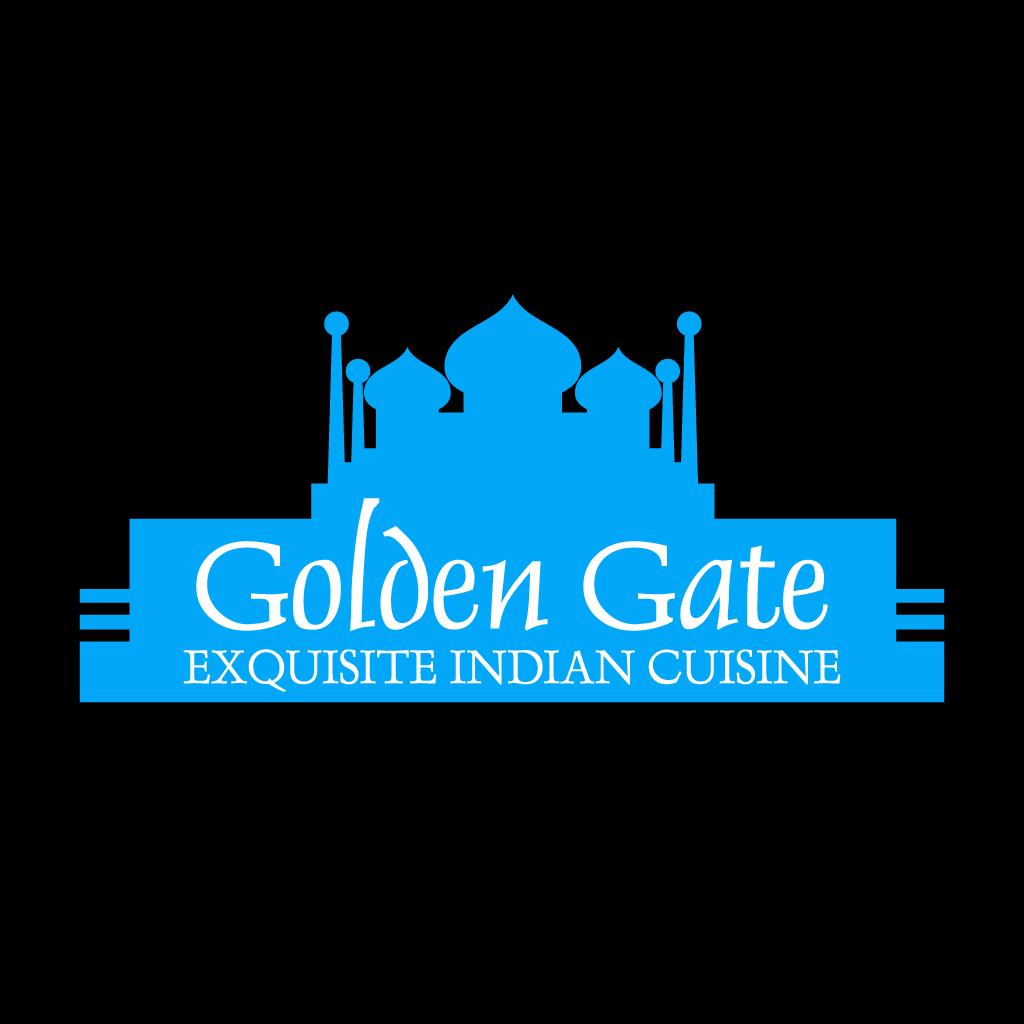 Golden Gate  Online Takeaway Menu Logo