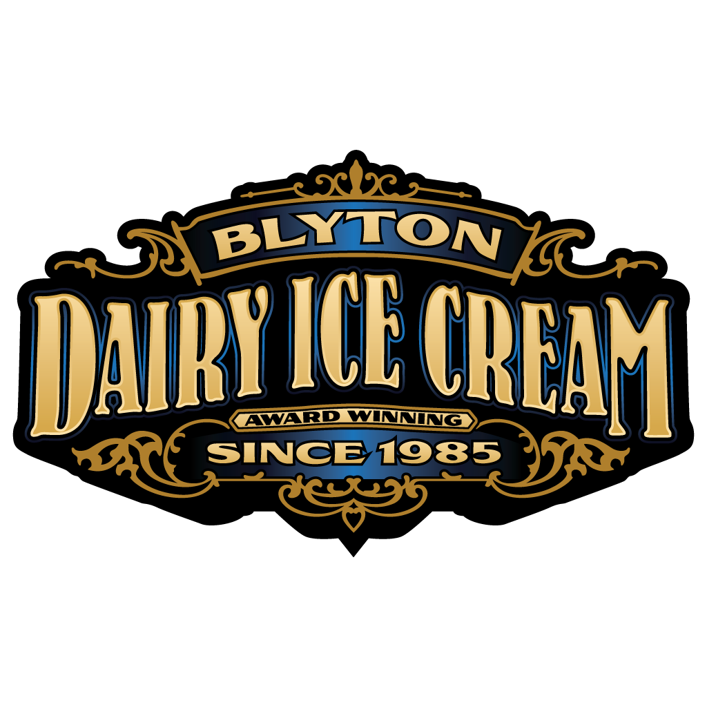 Blyton Ice Cream Online Takeaway Menu Logo