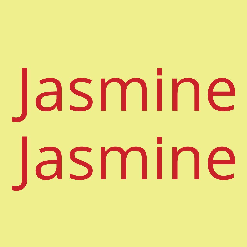 Jasmine Jasmine Online Takeaway Menu Logo