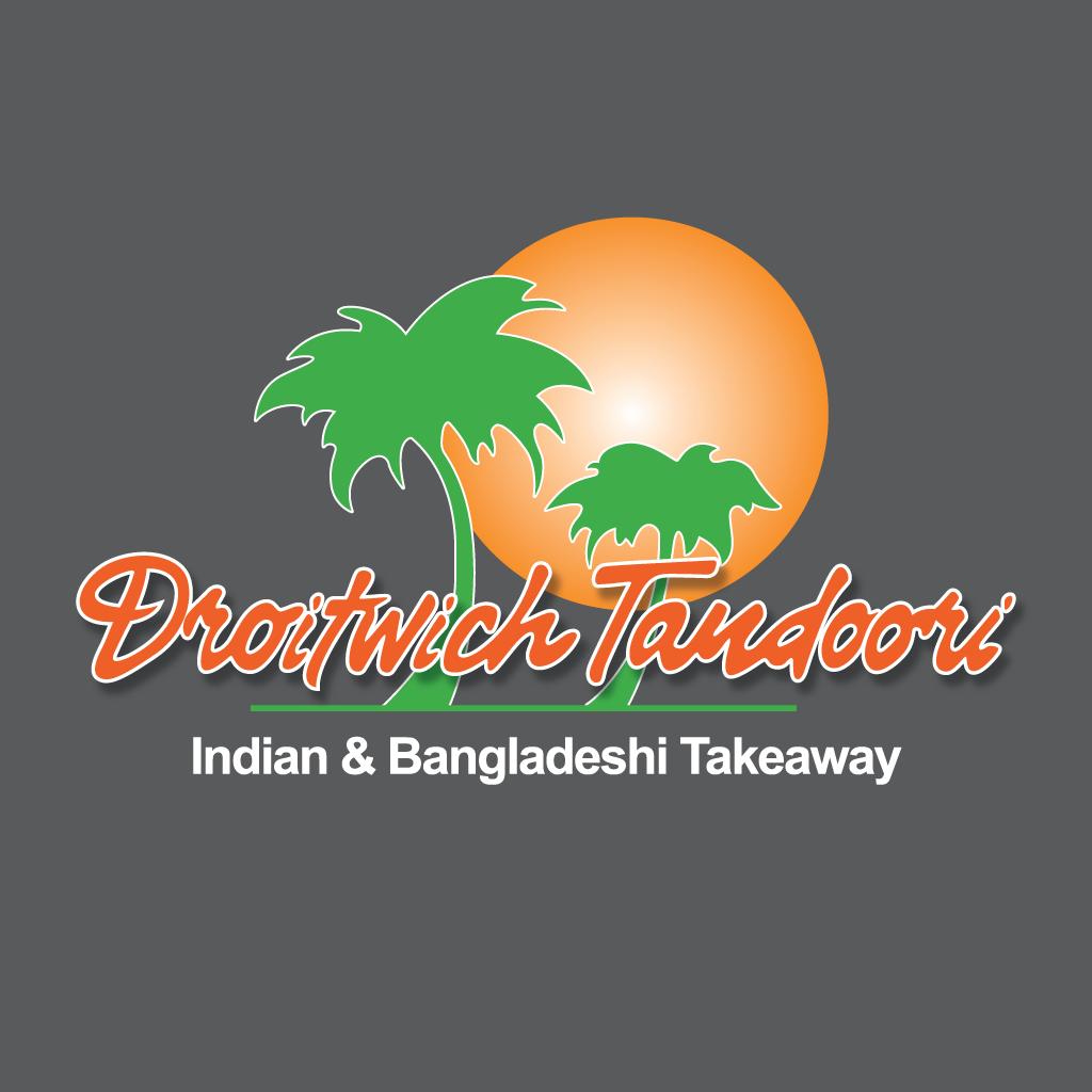 Droitwich Tandoori Delivery  Online Takeaway Menu Logo