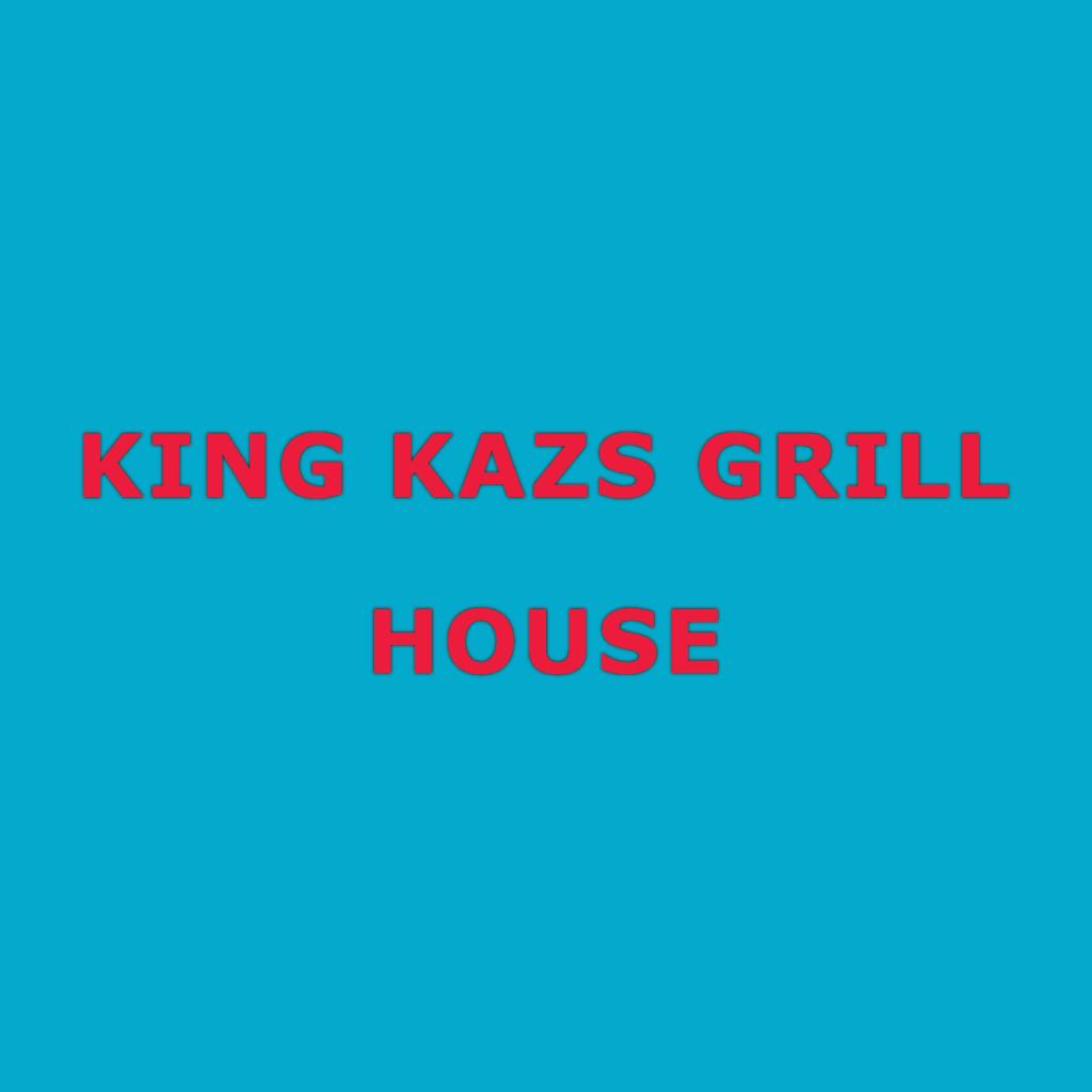 King Kaz's Grill House Online Takeaway Menu Logo