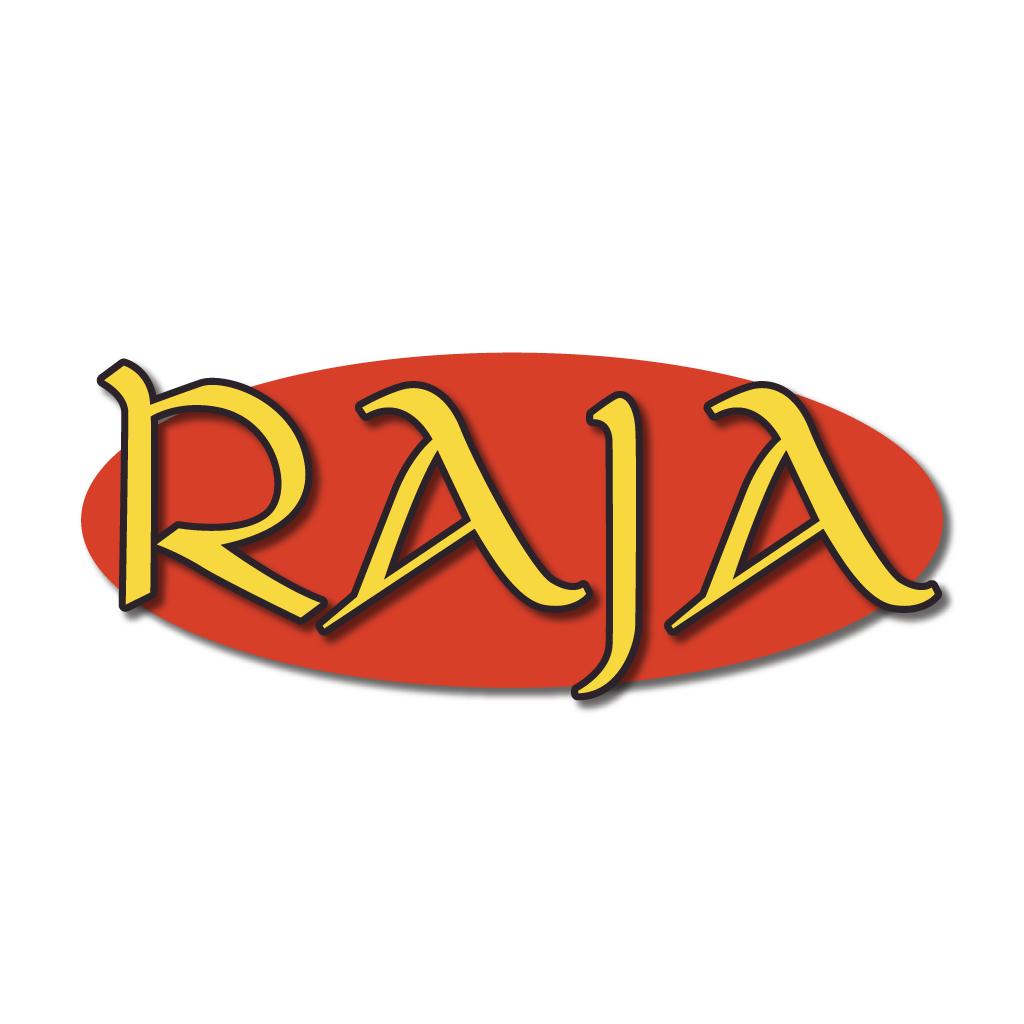 Raja Online Takeaway Menu Logo