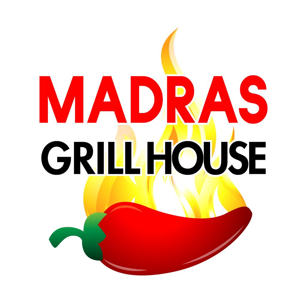 Madras Online Takeaway Menu Logo