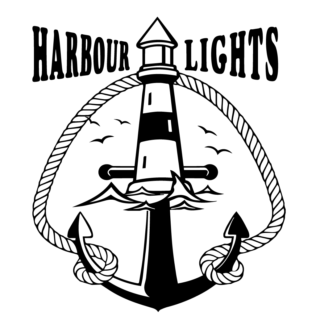 Harbour Lights Online Takeaway Menu Logo