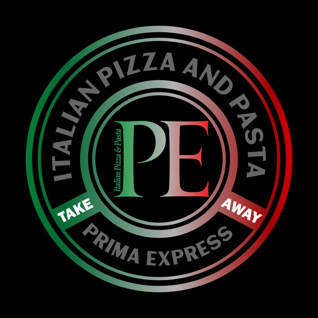 Prima Express Online Takeaway Menu Logo