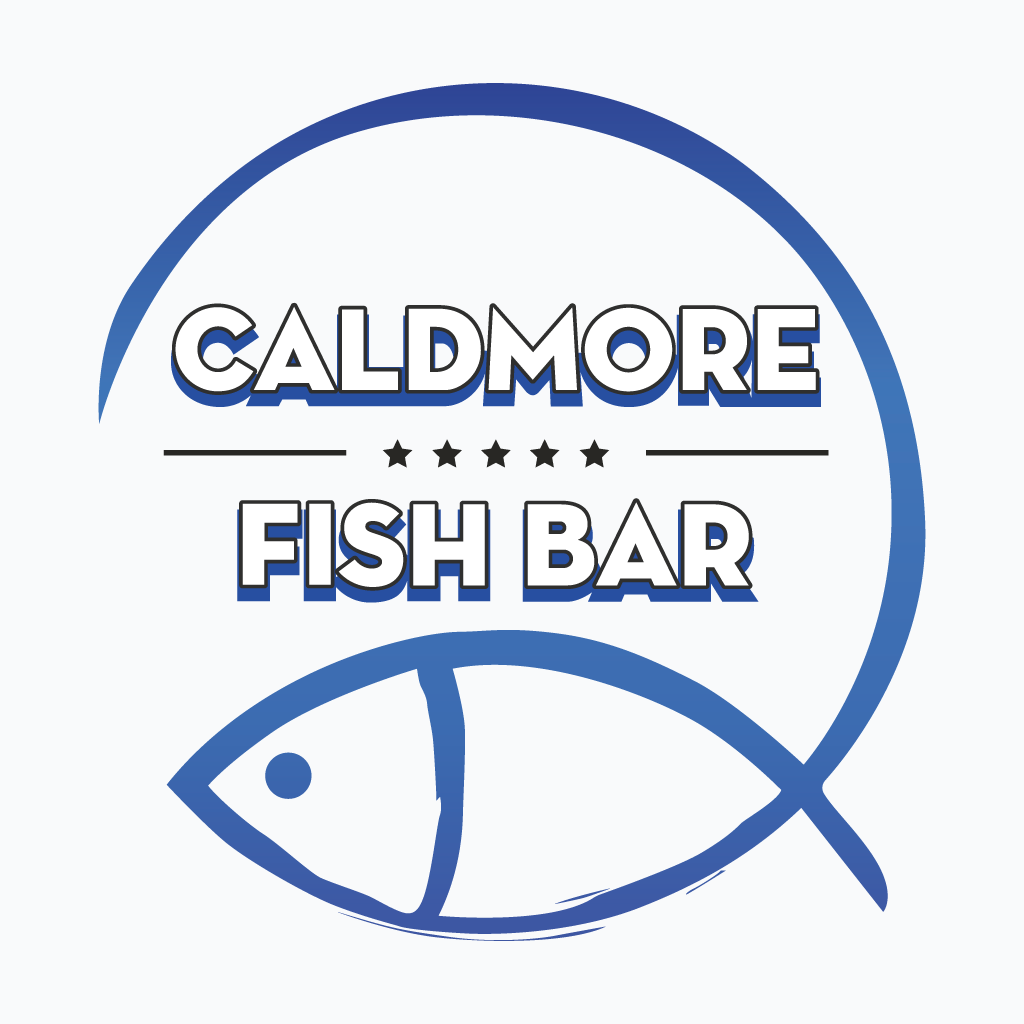 Caldmore Fish Bar Online Takeaway Menu Logo