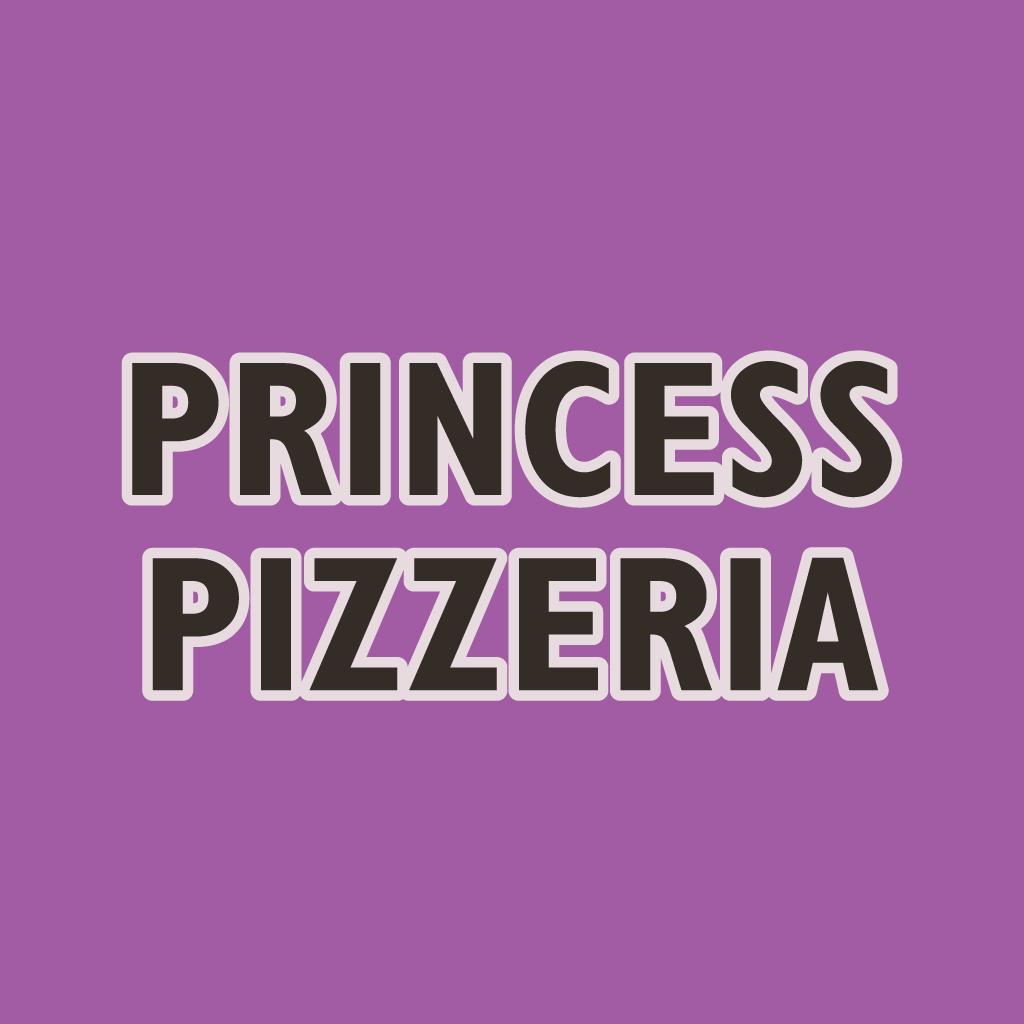 Princess Pizzeria Online Takeaway Menu Logo