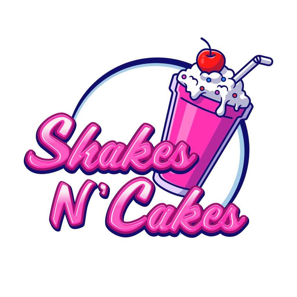 Candy Shake & Cake Online Takeaway Menu Logo