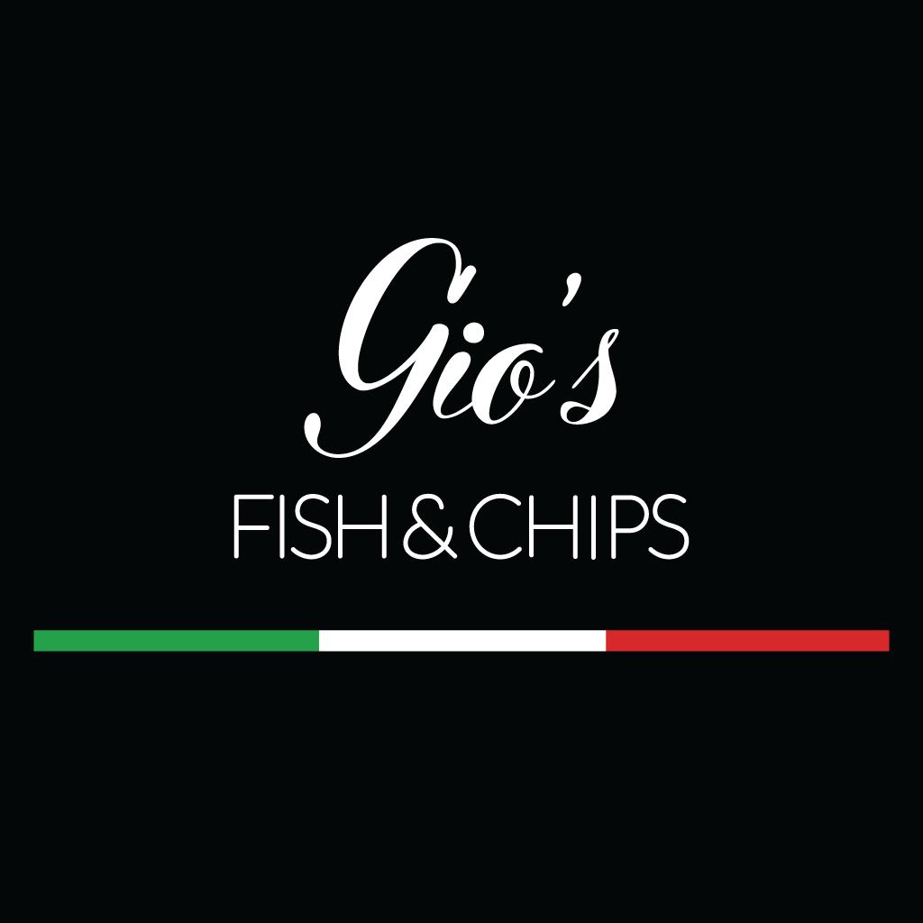 Gios Fish & Chips Online Takeaway Menu Logo