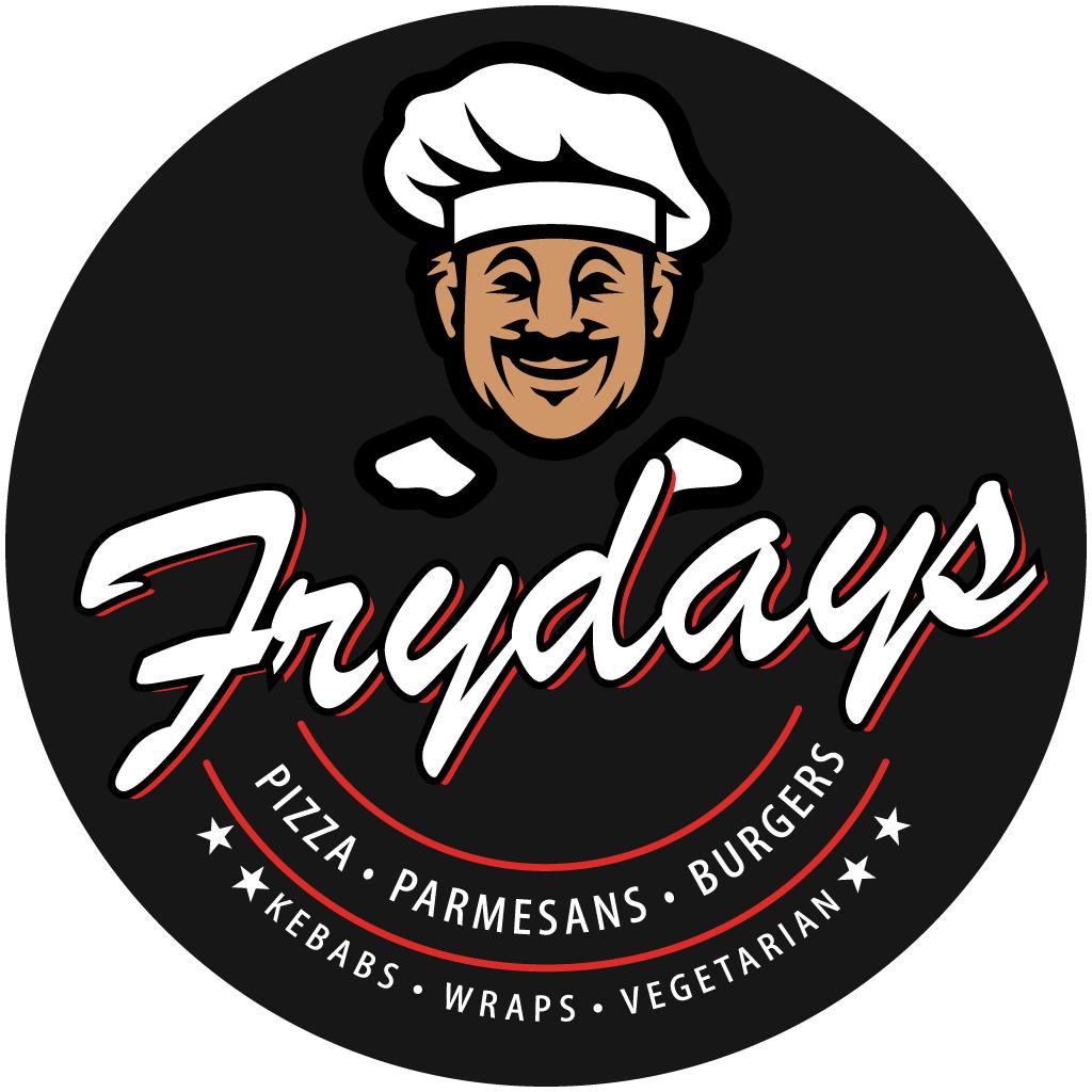 Frydays  Online Takeaway Menu Logo