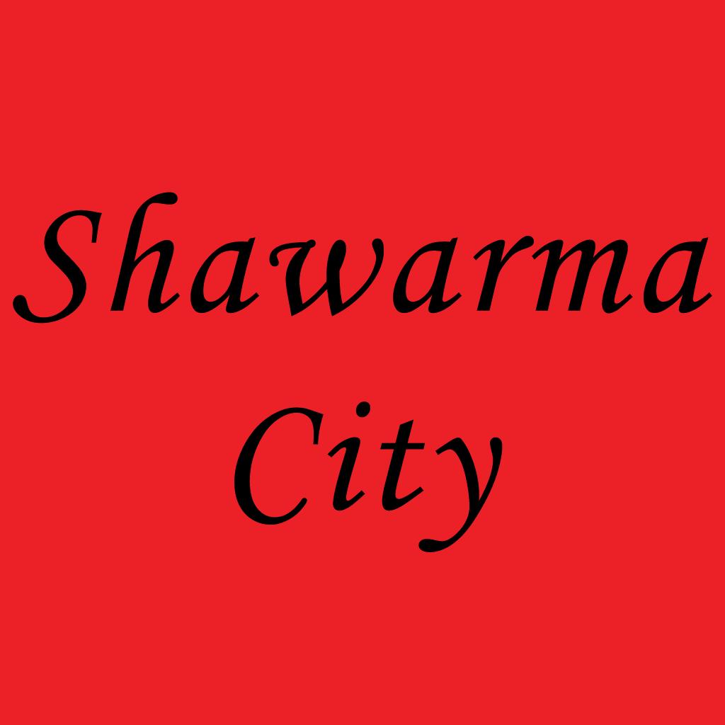 Shawarma City Online Takeaway Menu Logo