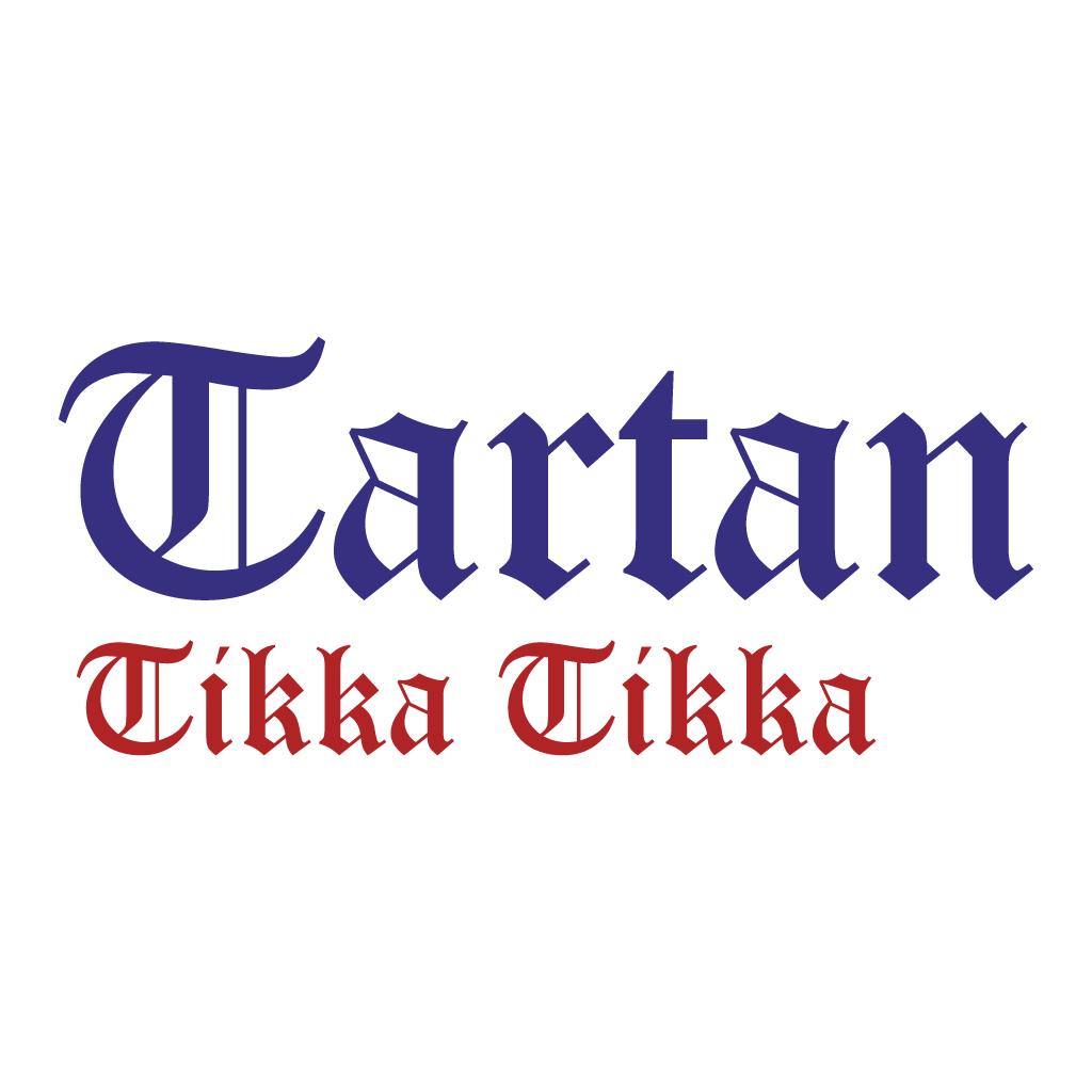 Tartan Tikka Tikka  Online Takeaway Menu Logo
