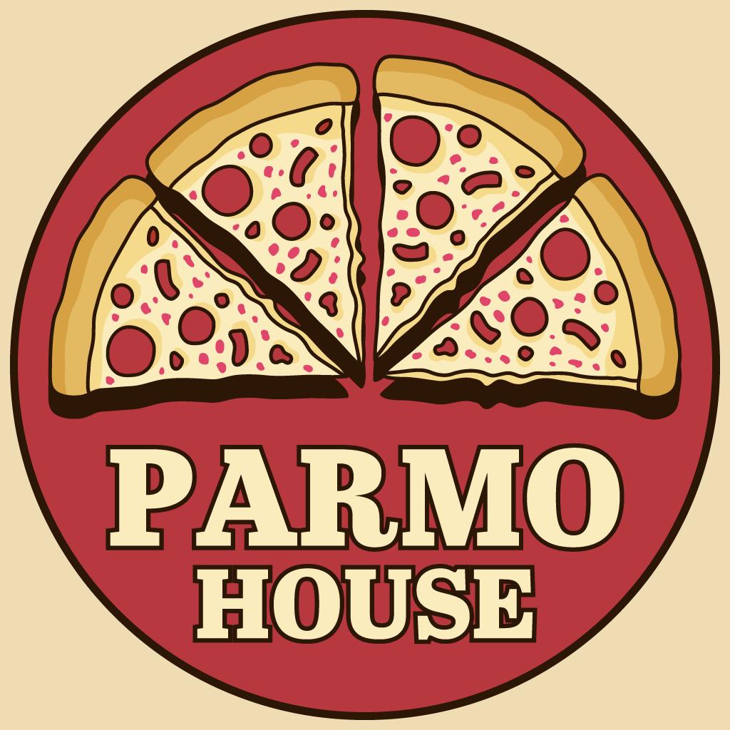 Parmo House Online Takeaway Menu Logo