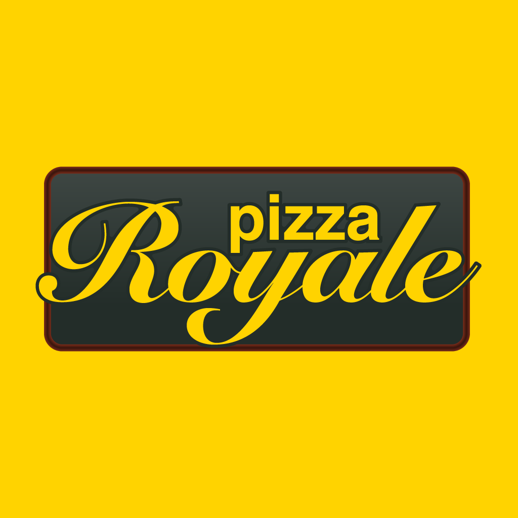 Pizza Royale Online Takeaway Menu Logo