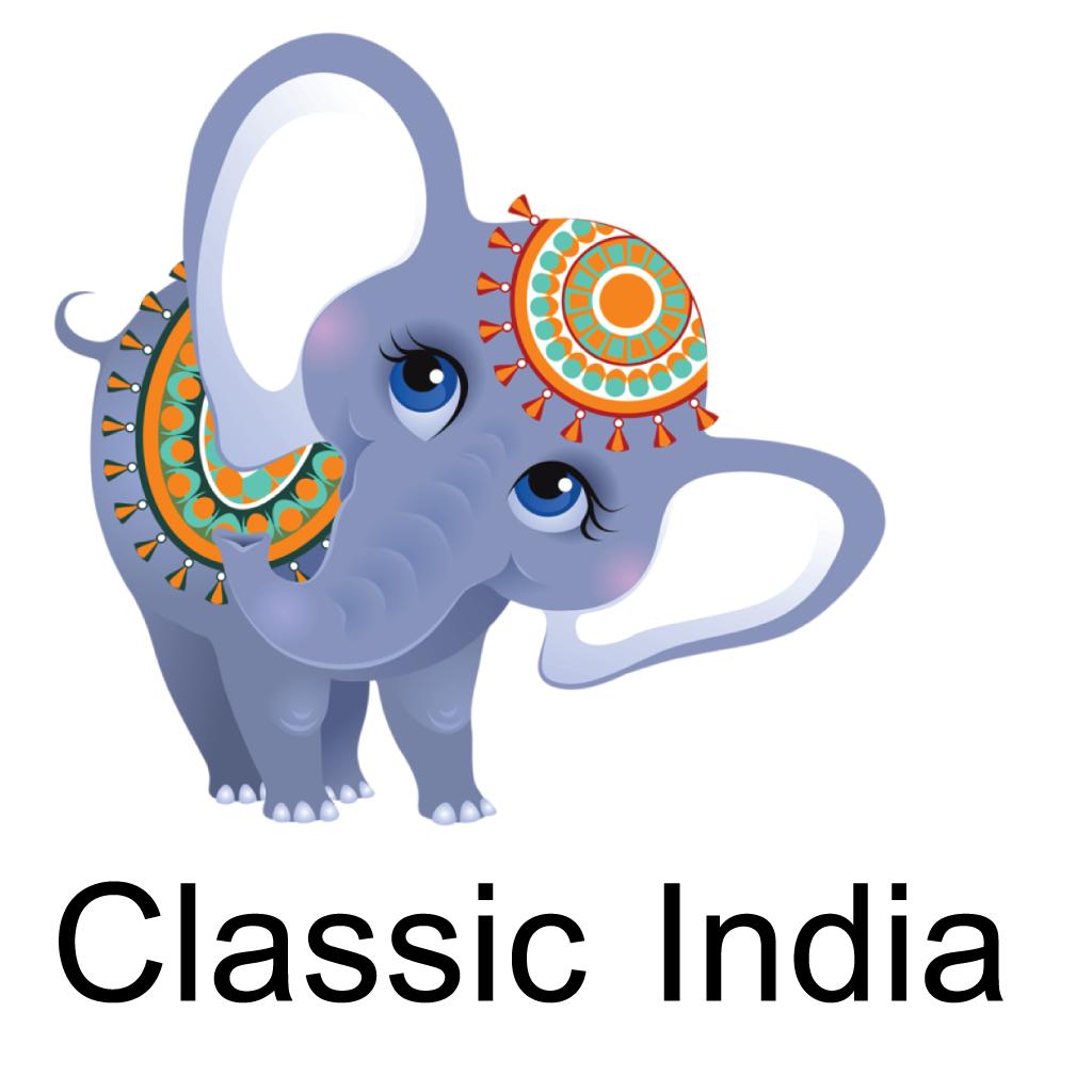 Classic India Online Takeaway Menu Logo