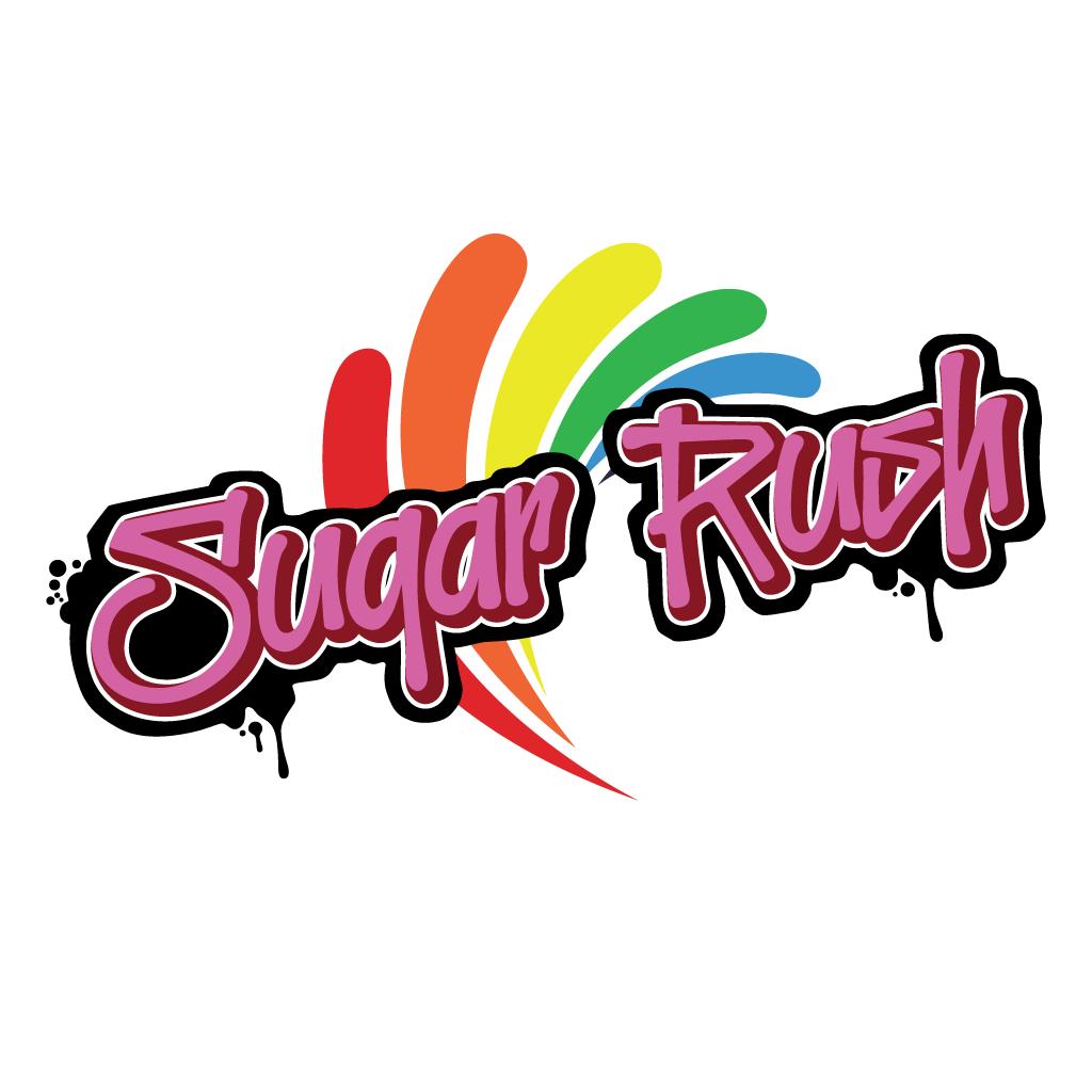 Sugar Rush  Online Takeaway Menu Logo