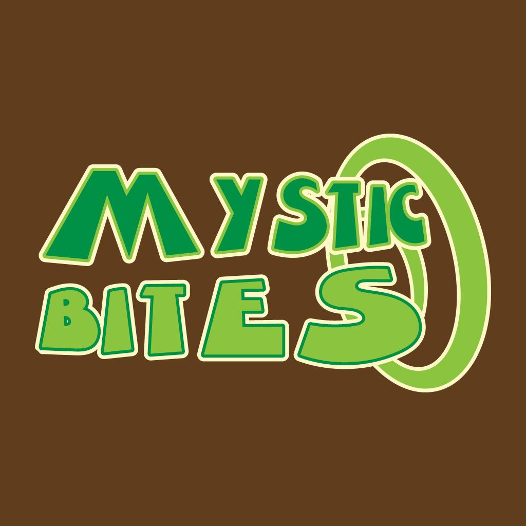 Mystic Bites Pizzeria  Online Takeaway Menu Logo
