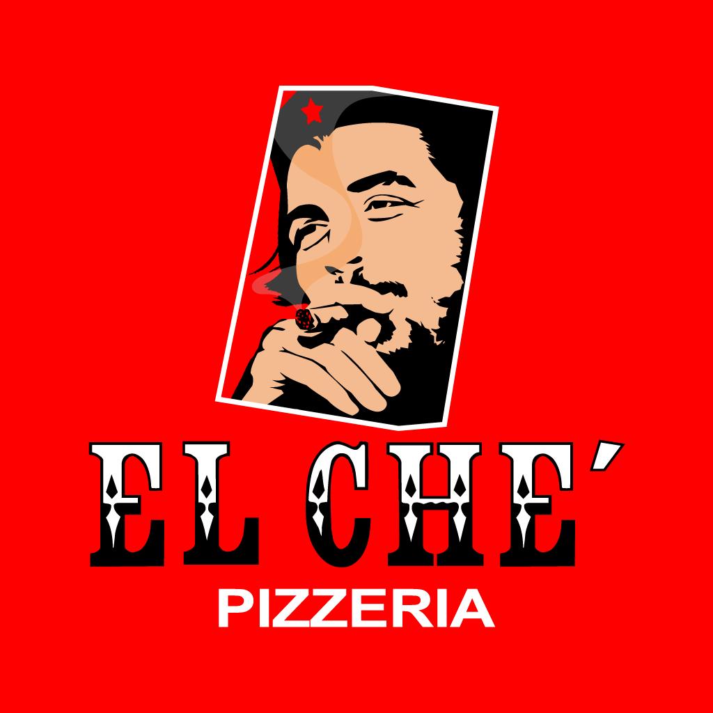 El Che Pizzeria Online Takeaway Menu Logo