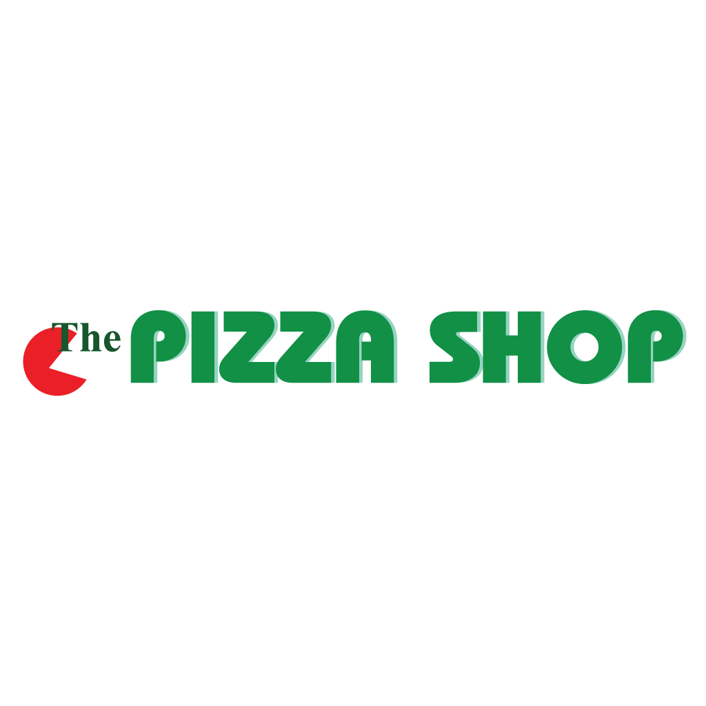 The Pizza Shop Online Takeaway Menu Logo