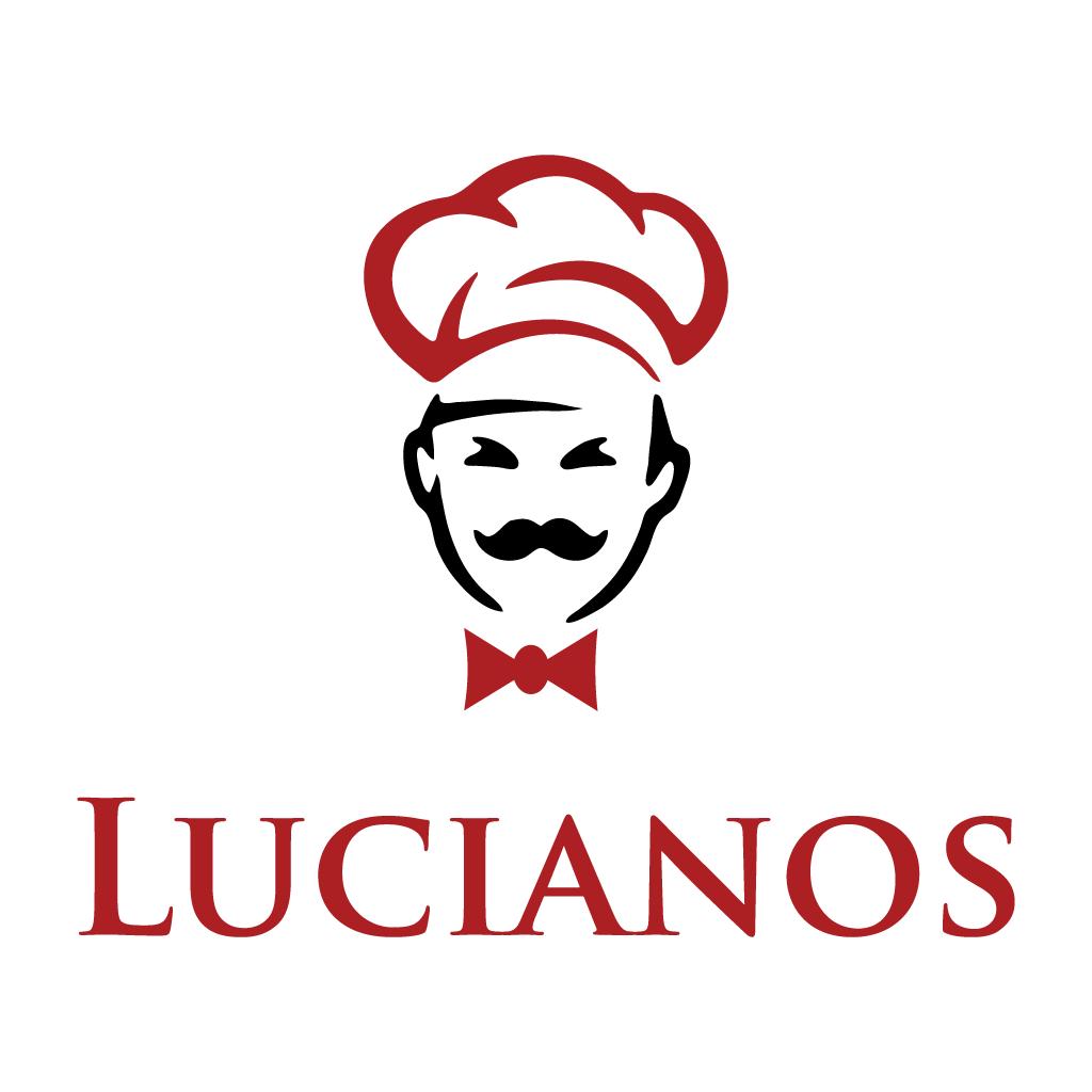 Lucianos Pizzeria Online Takeaway Menu Logo