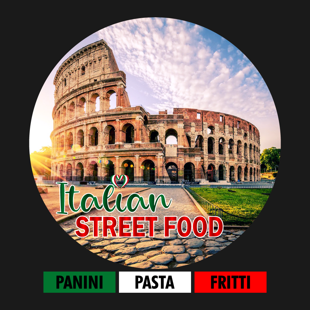 Italian Street Food  Online Takeaway Menu Logo