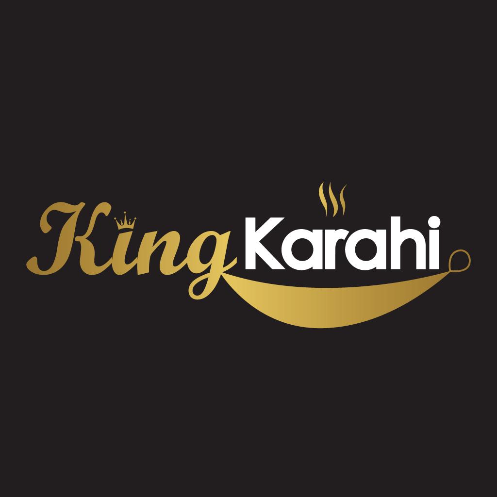 King Karahi Online Takeaway Menu Logo
