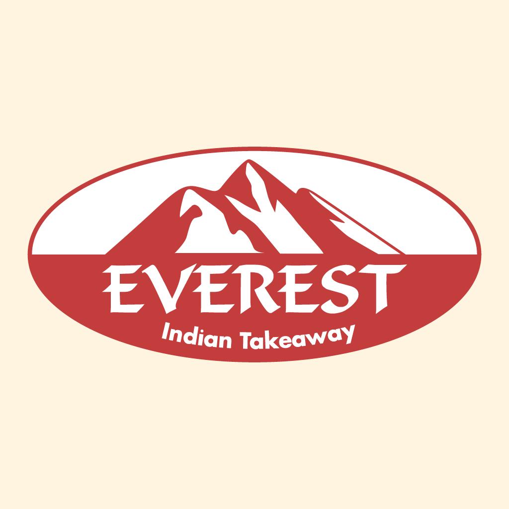 Everest Indian Takeaway Online Takeaway Menu Logo