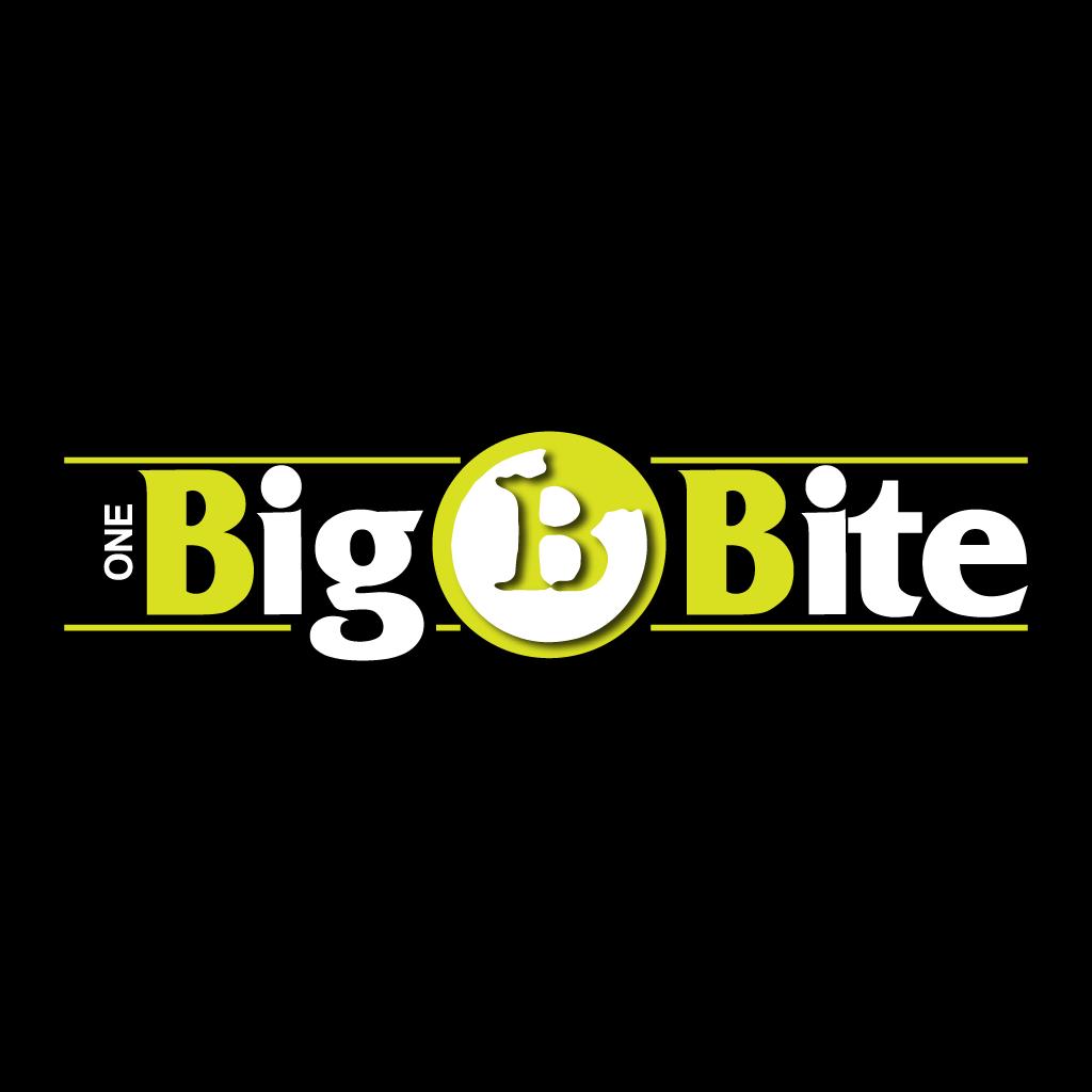 One Big Bite Online Takeaway Menu Logo