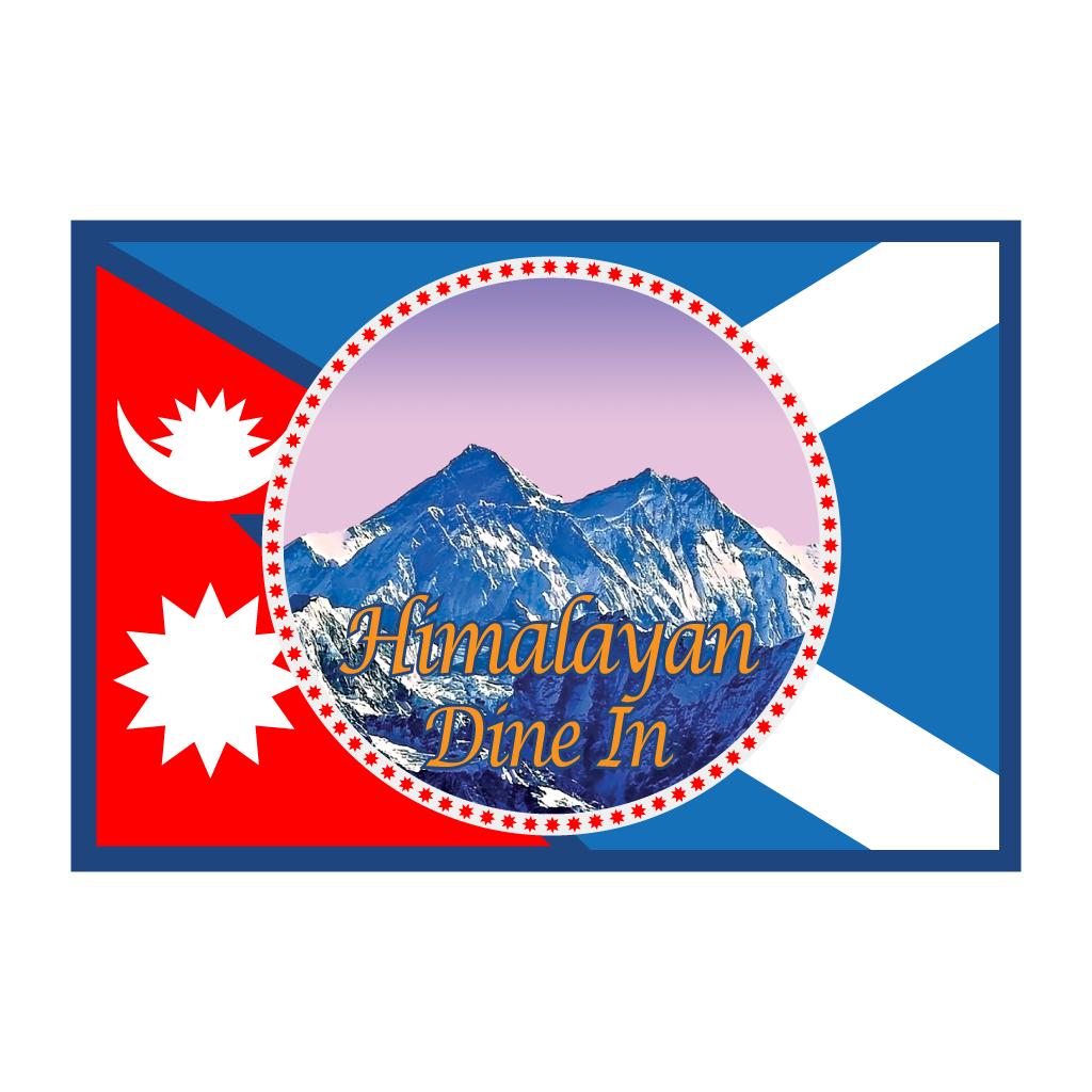 Himalayan Dine In Online Takeaway Menu Logo