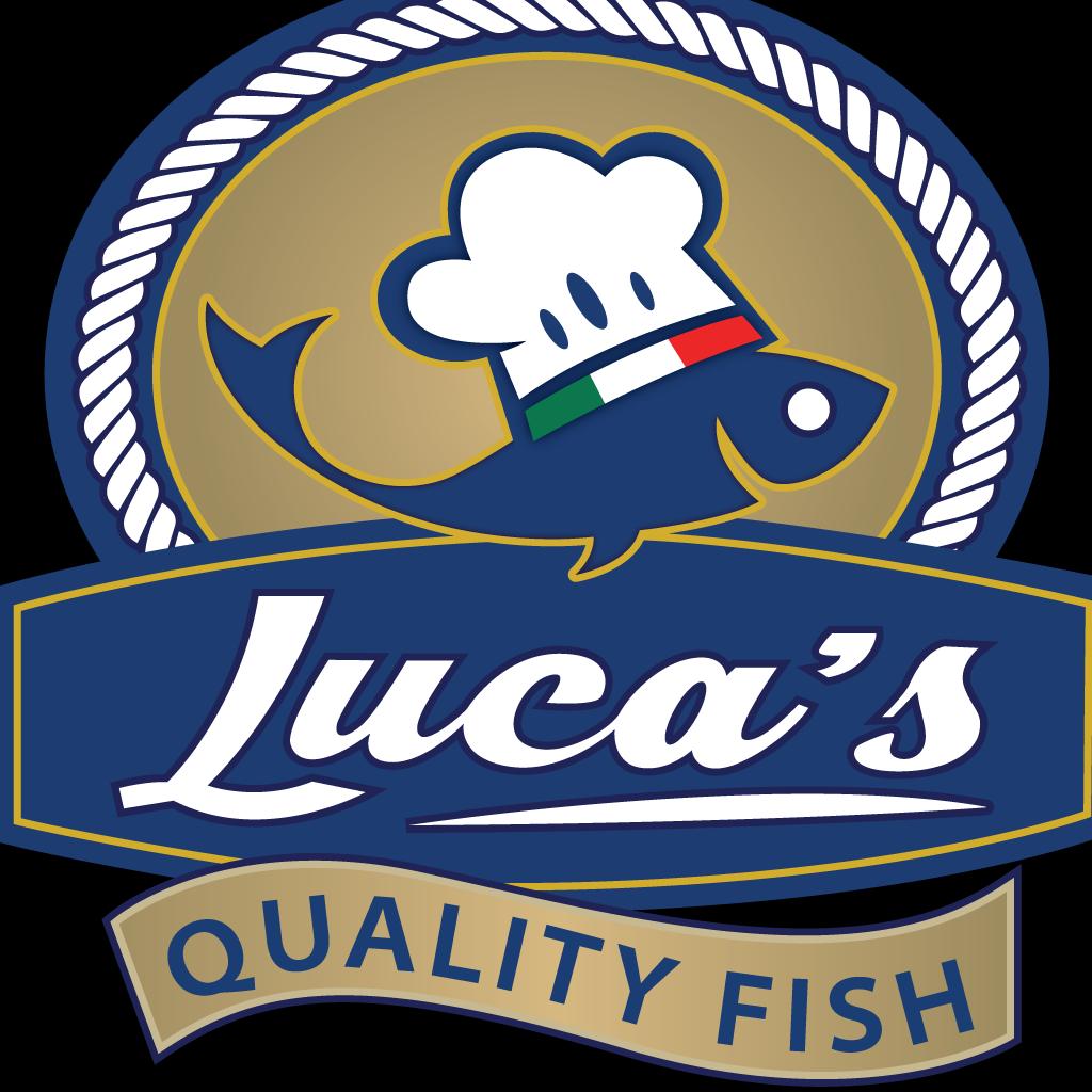 Luca's Quality Fish Online Takeaway Menu Logo
