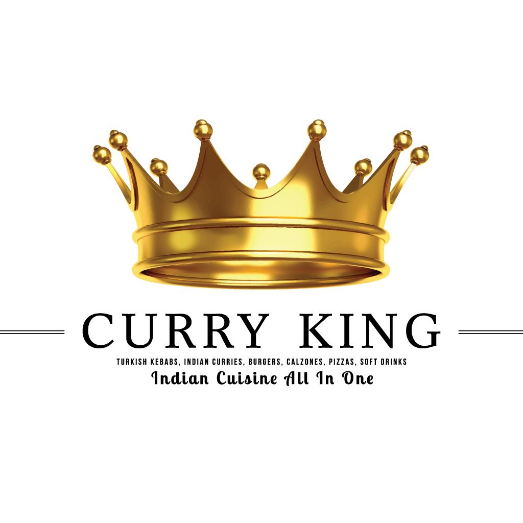 Curry King Online Takeaway Menu Logo
