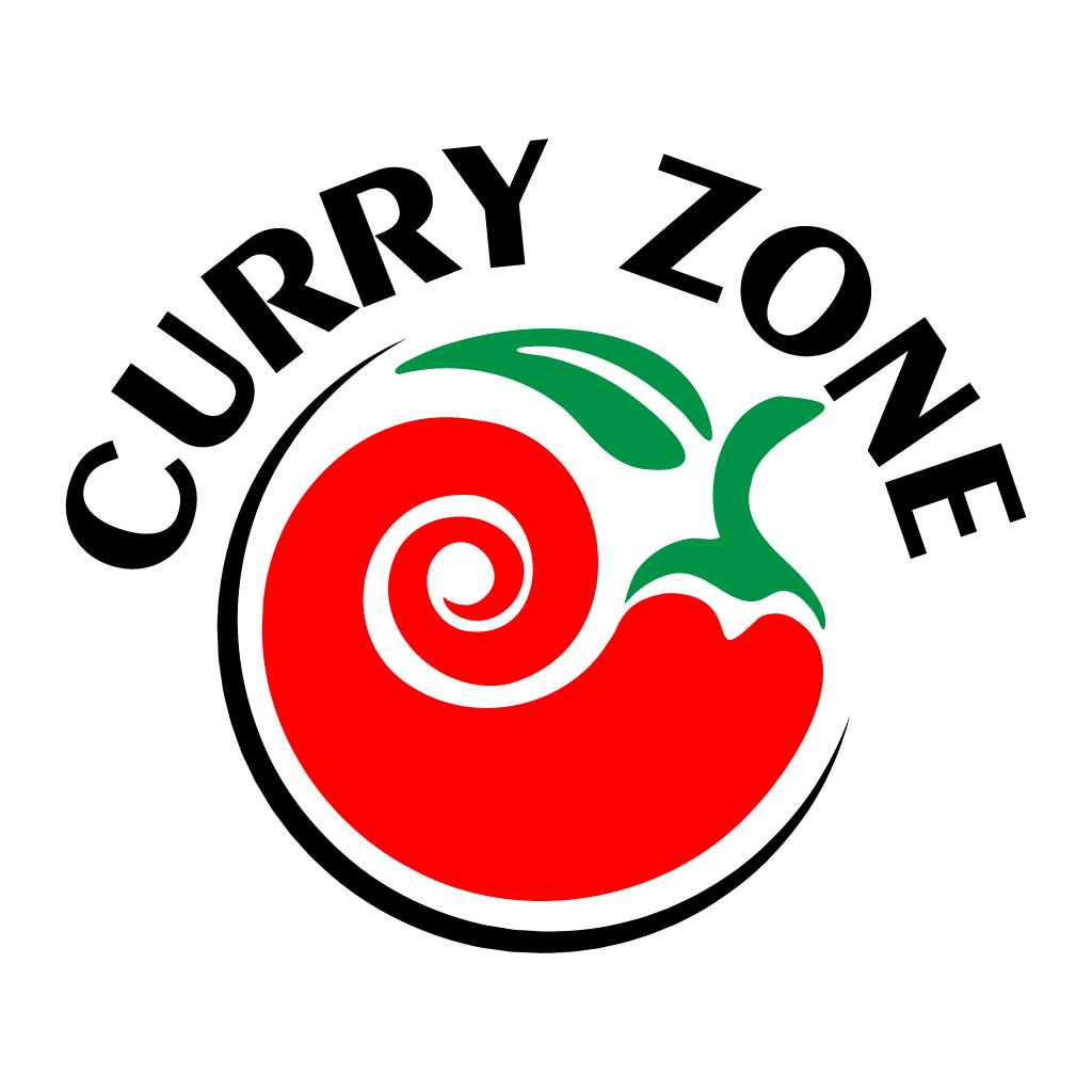 Curry Zone Online Takeaway Menu Logo