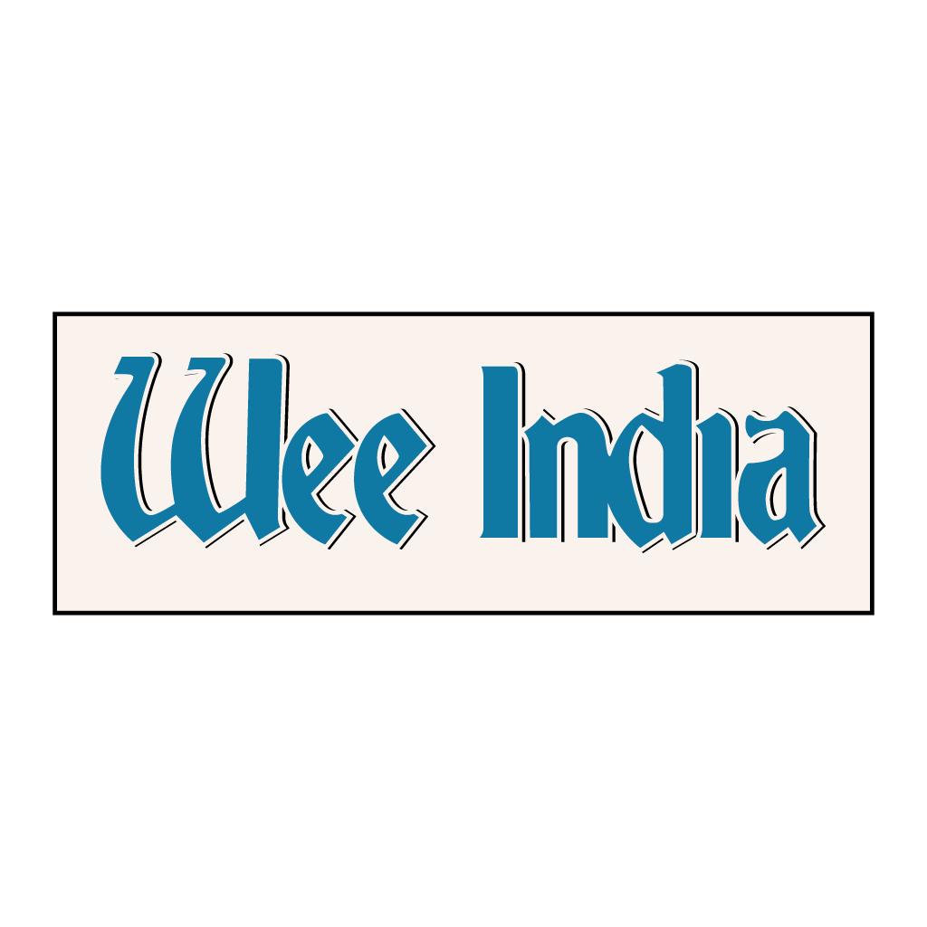 Wee India Online Takeaway Menu Logo