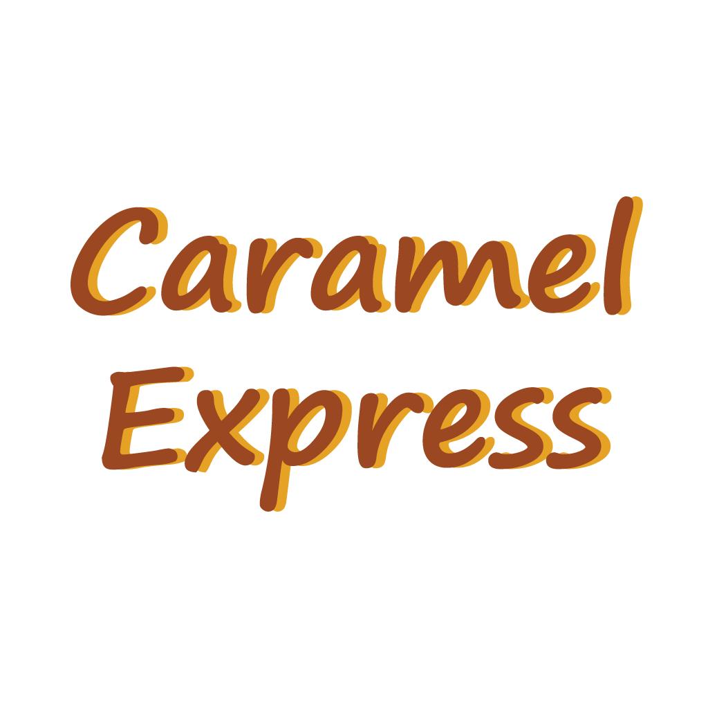 Caramel Express  Online Takeaway Menu Logo