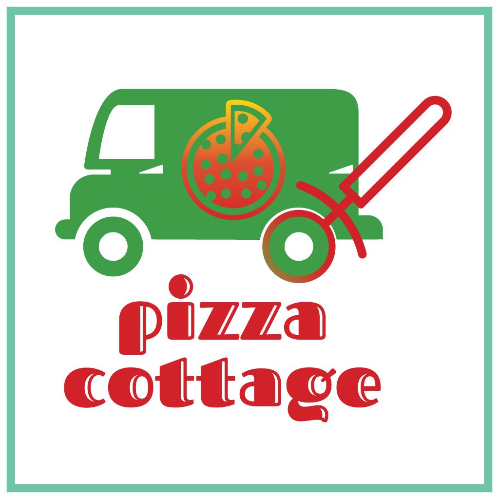 Pizza Cottage  Online Takeaway Menu Logo