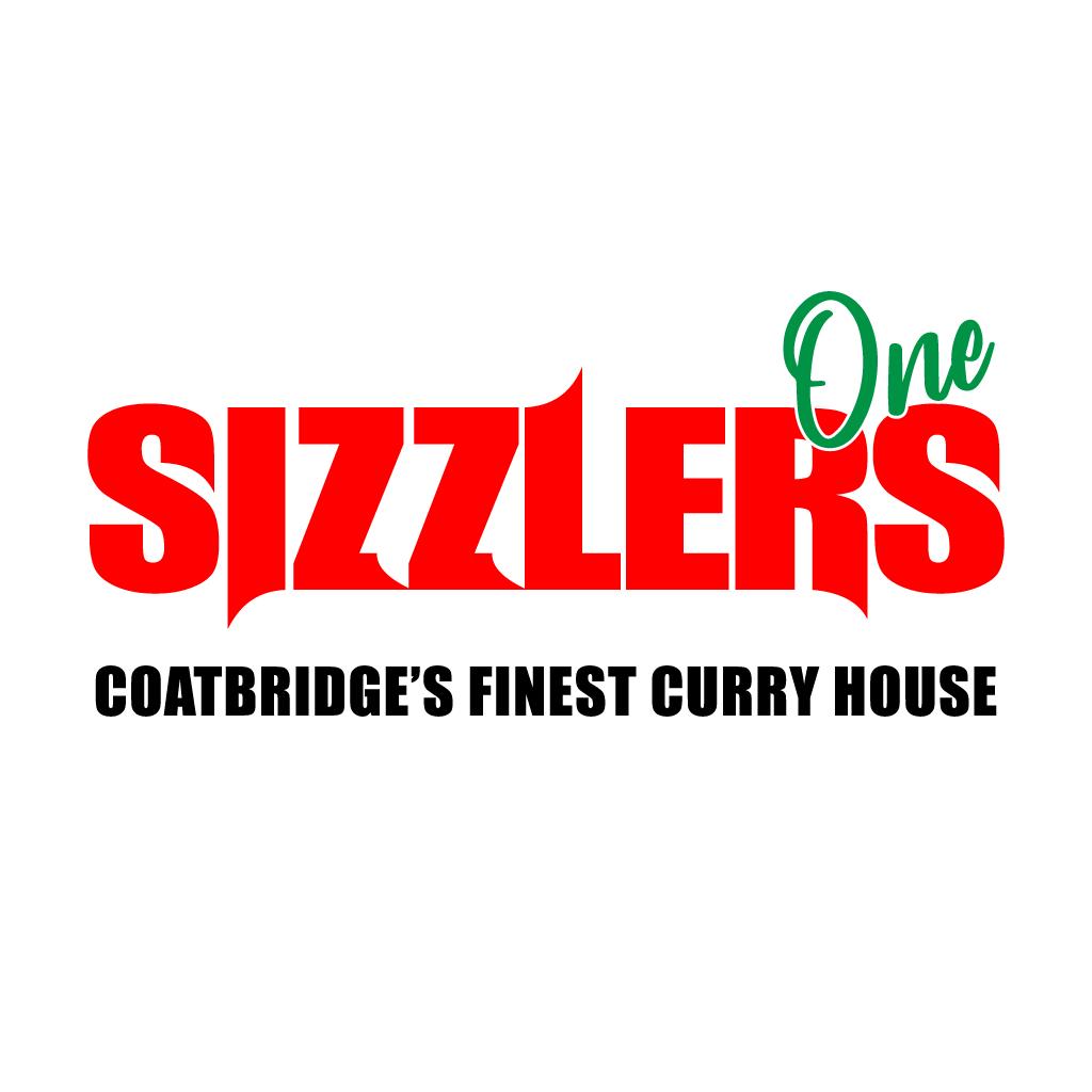 Sizzlers 1 Online Takeaway Menu Logo