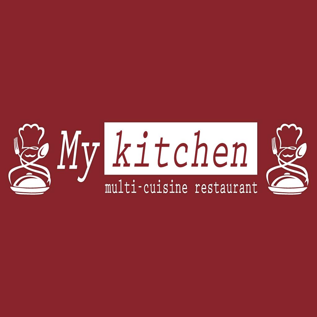 My Kitchen  Online Takeaway Menu Logo