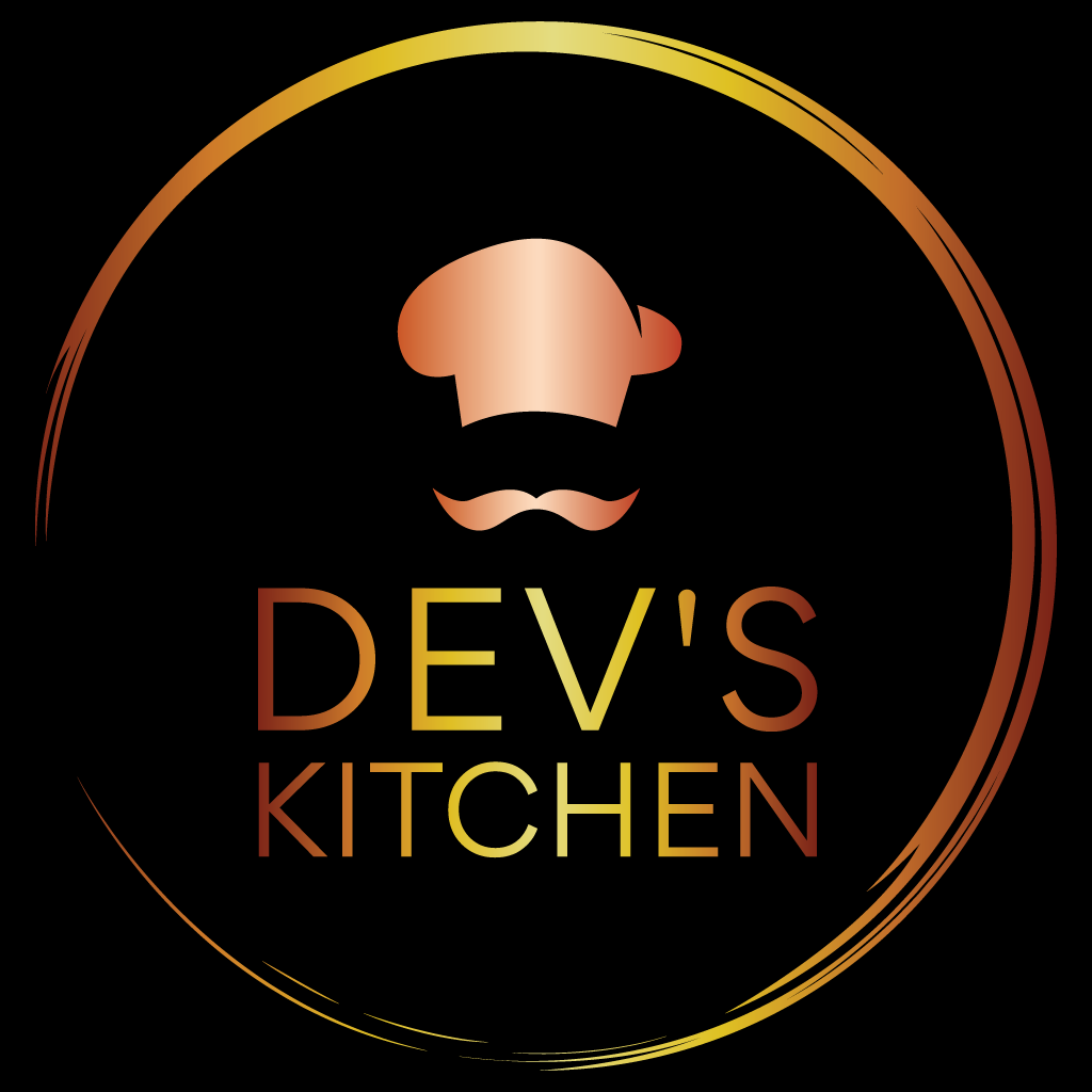 Devs Kitchen Online Takeaway Menu Logo