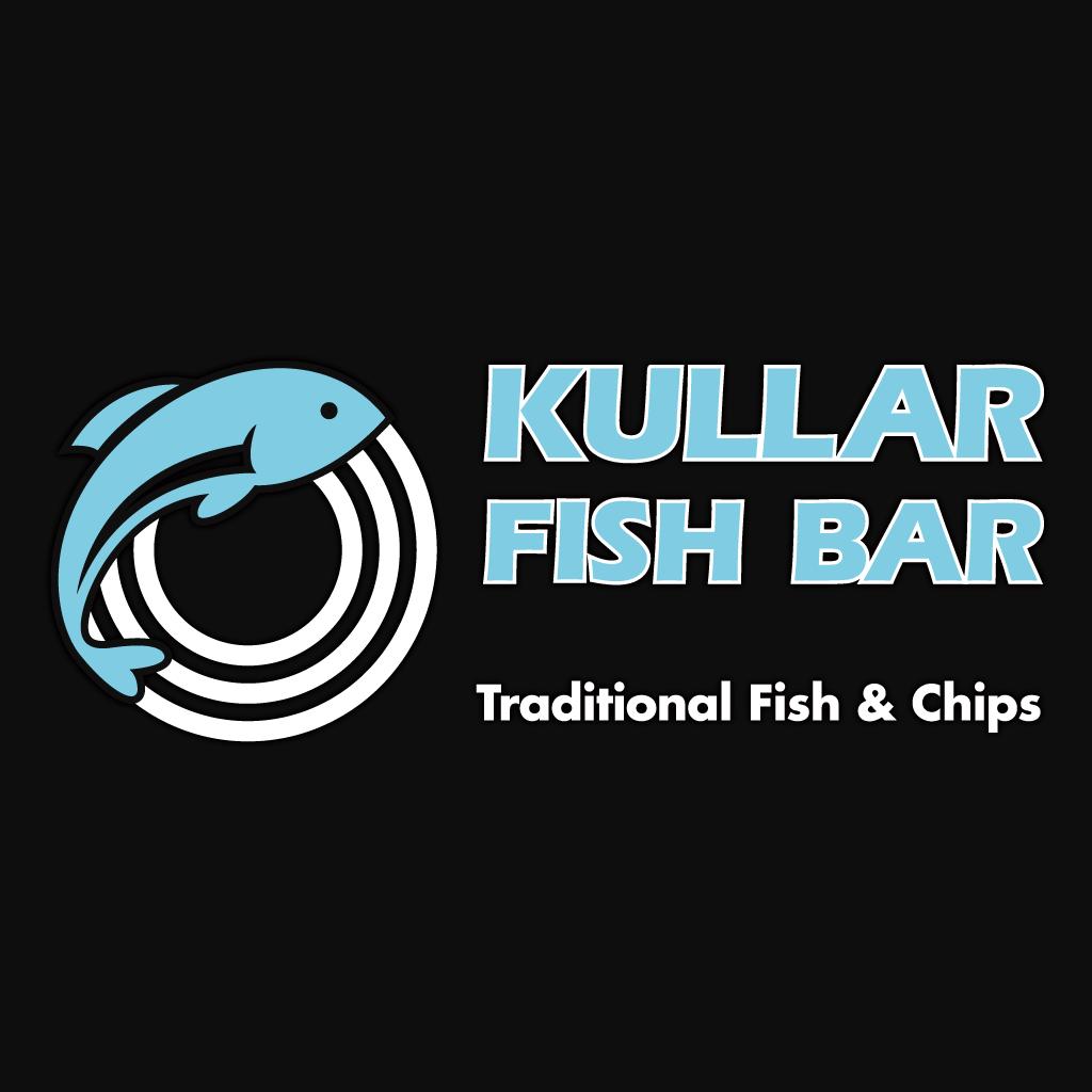 Kullars Fish Bar Online Takeaway Menu Logo