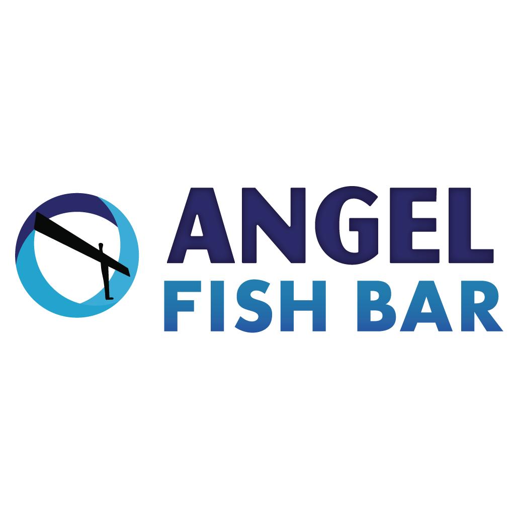 Angel Fish Bar  Online Takeaway Menu Logo