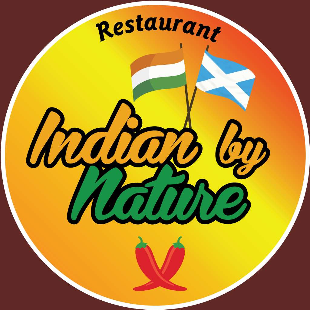 Indian By Nature  Online Takeaway Menu Logo